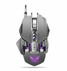 Gaming Mouse 7 Button 3200 dpi RGB Light (JUKSTG-ZERODATE)