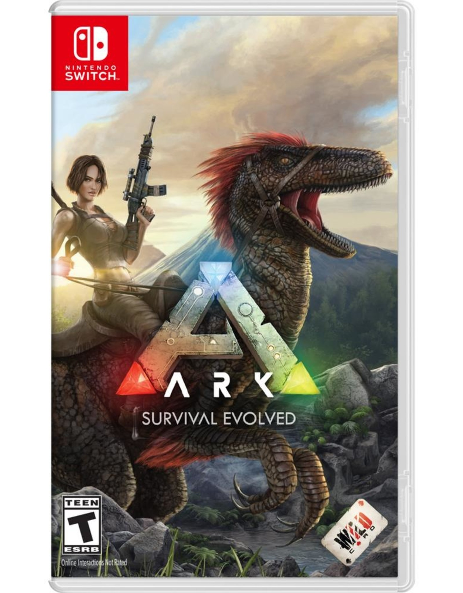 ARK Survival Evolved - SWITCH NEW
