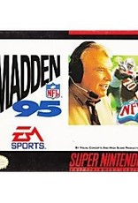Madden NFL 95 - SNES PrePlayed