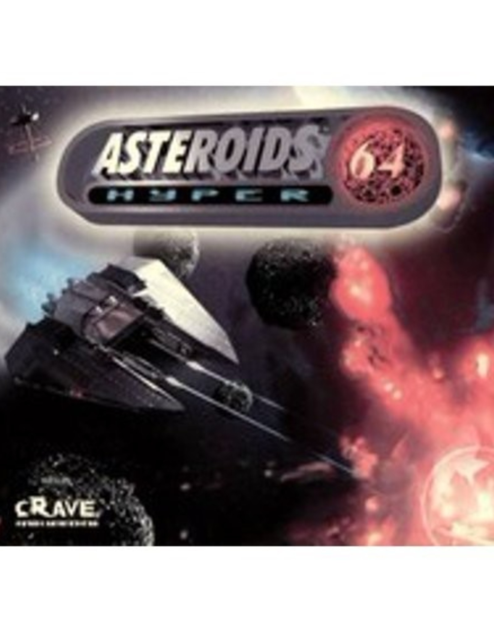 Astroids Hyper 64 - N64 PrePlayed