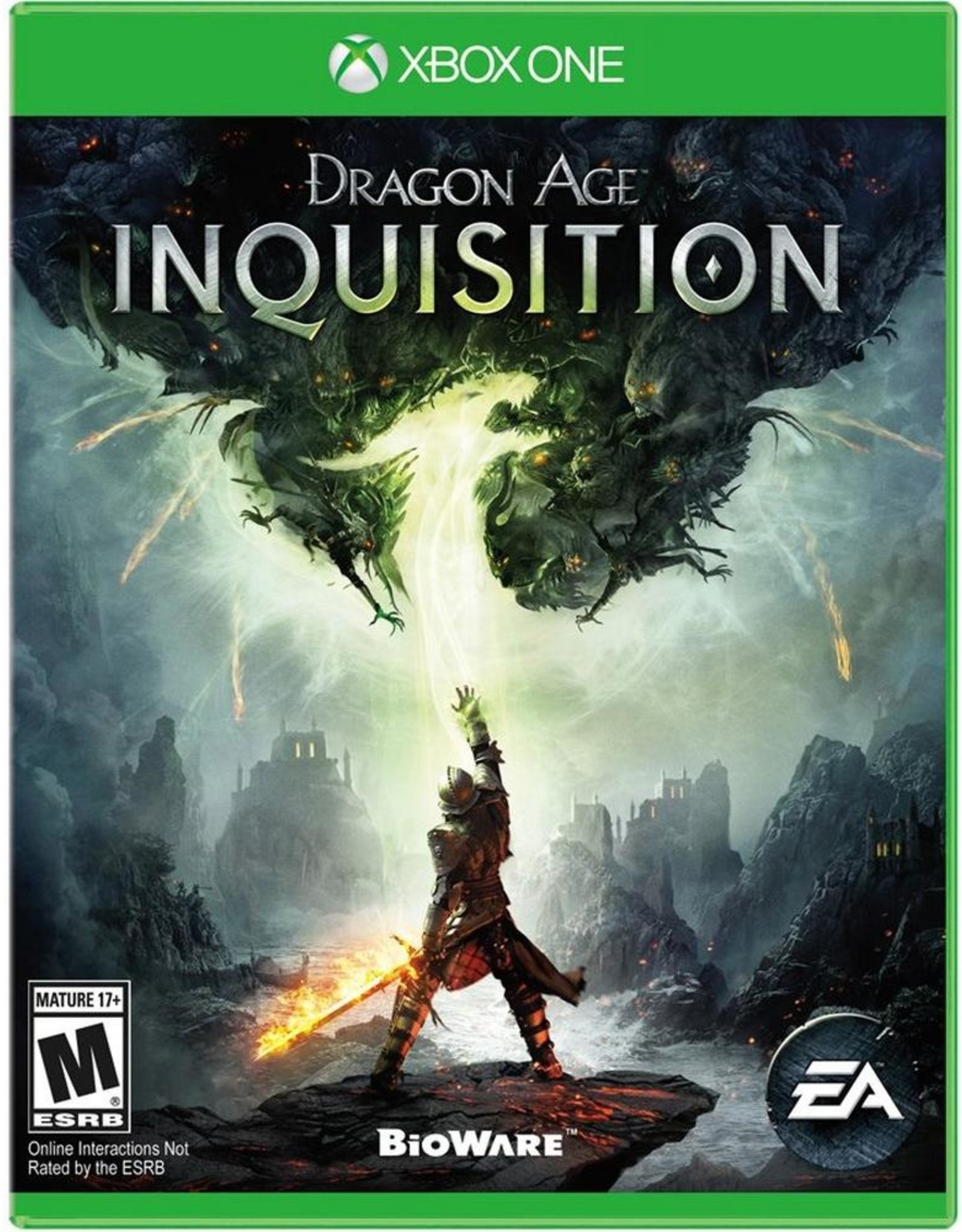 Dragon Age Inquisition - XBOne PrePlayed