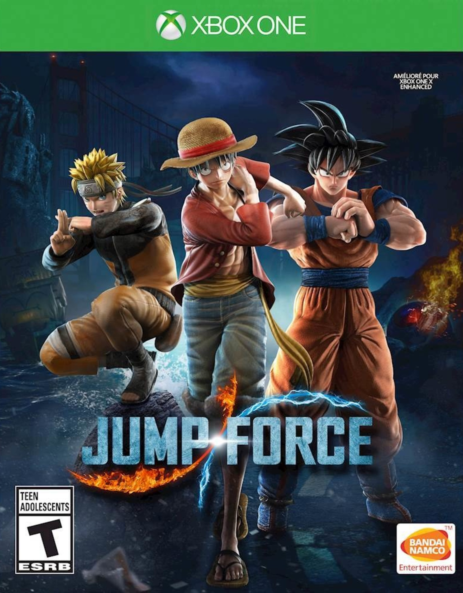 Jump Force - XBOne PrePlayed