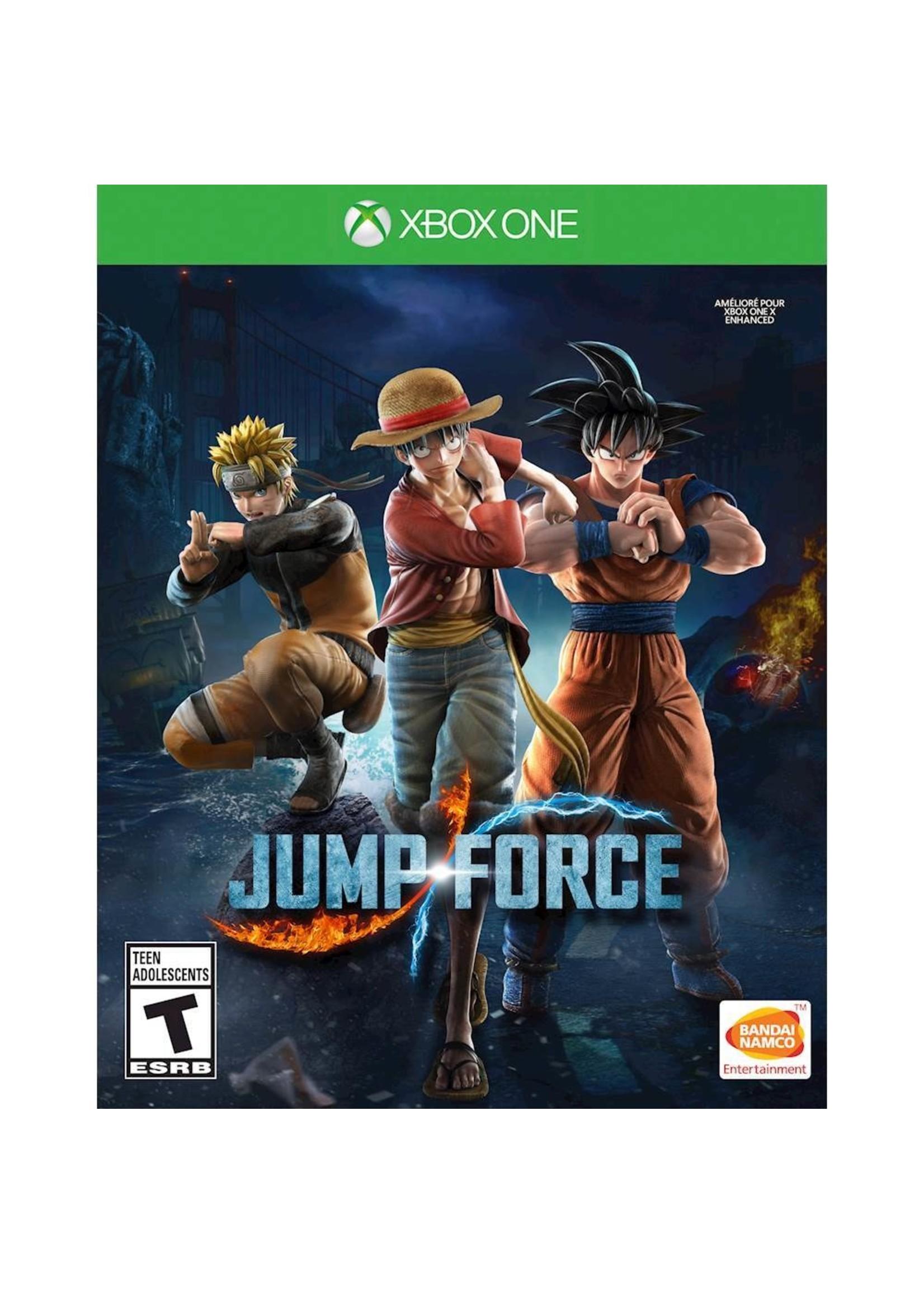 Jump Force - XBOne PrePlayed