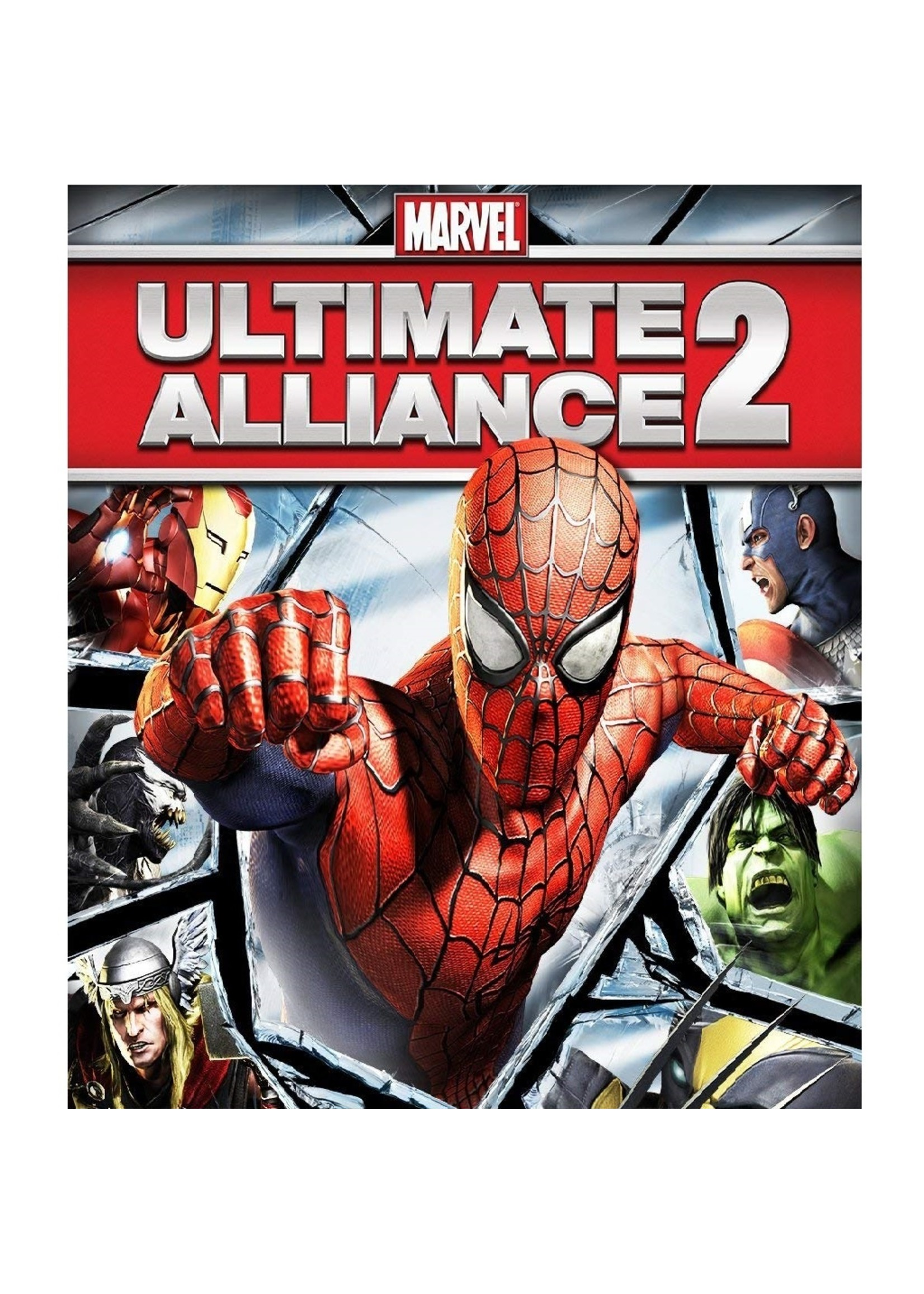 Marvel Ultimate Alliance 2 - PSP PrePlayed