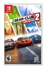 Gear Club Unlimited 2 - SWITCH PrePlayed
