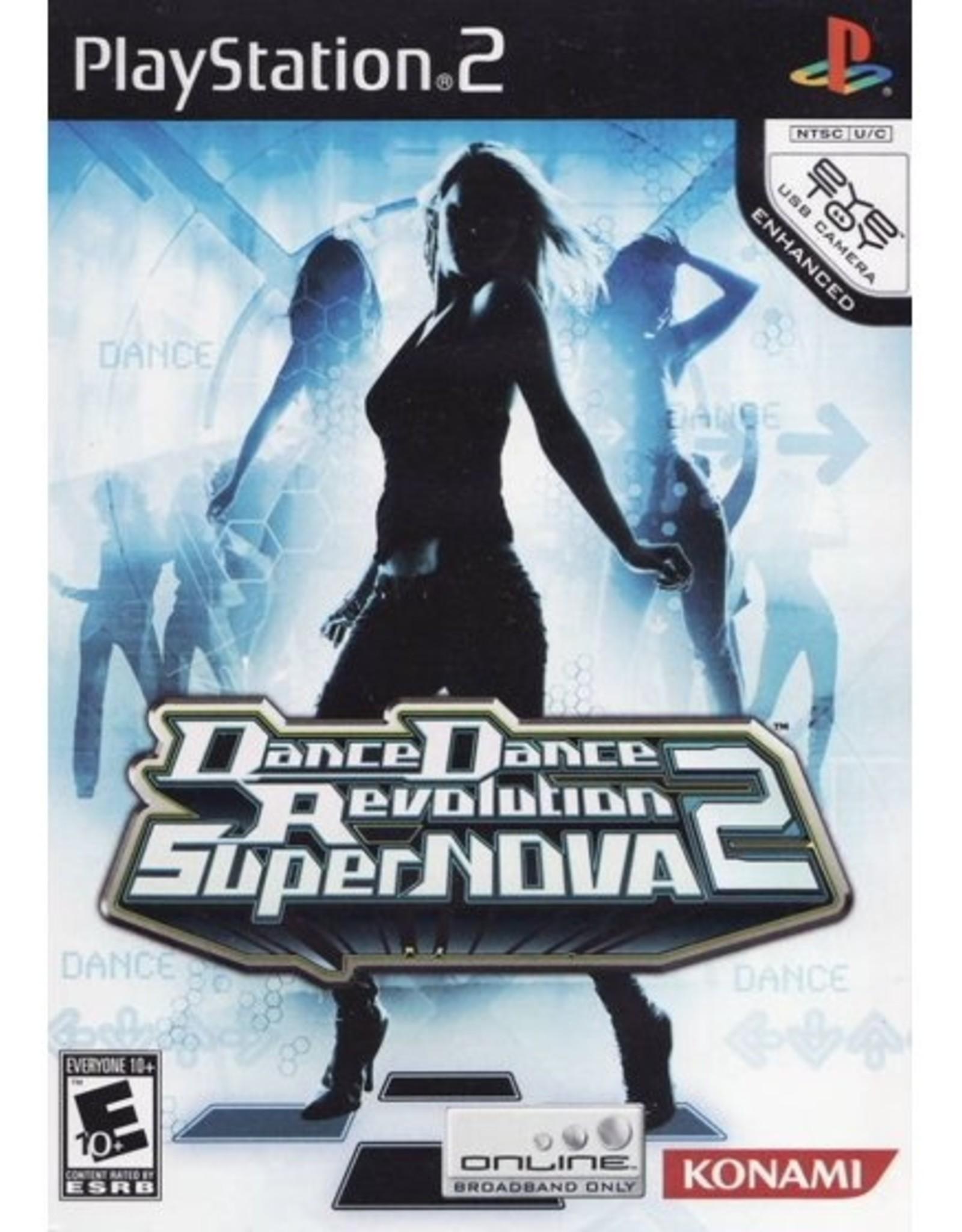 Dance Dance Revolution Supernova 2 - PS2 PrePlayed