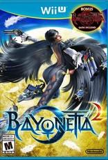 Bayonetta 2 - WiiU Preplayed