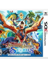 Monster Hunter Stories - 3DS PrePlayed