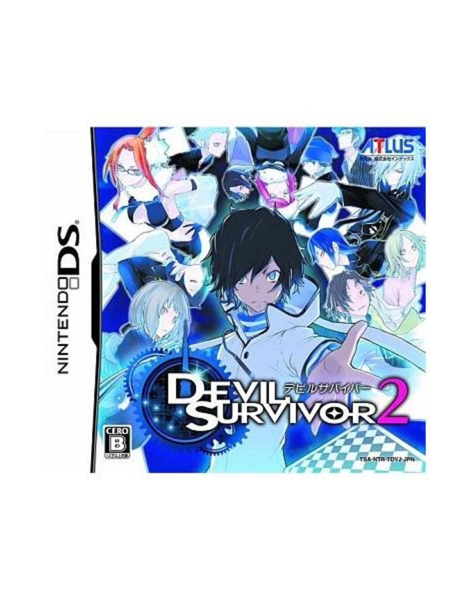 Devil Survivor 2 - NDS PrePlayed