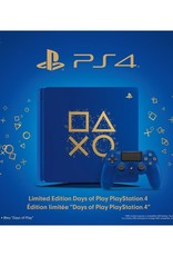 Sony SYS-Sony PS4 System 1TB Days of Play Edition