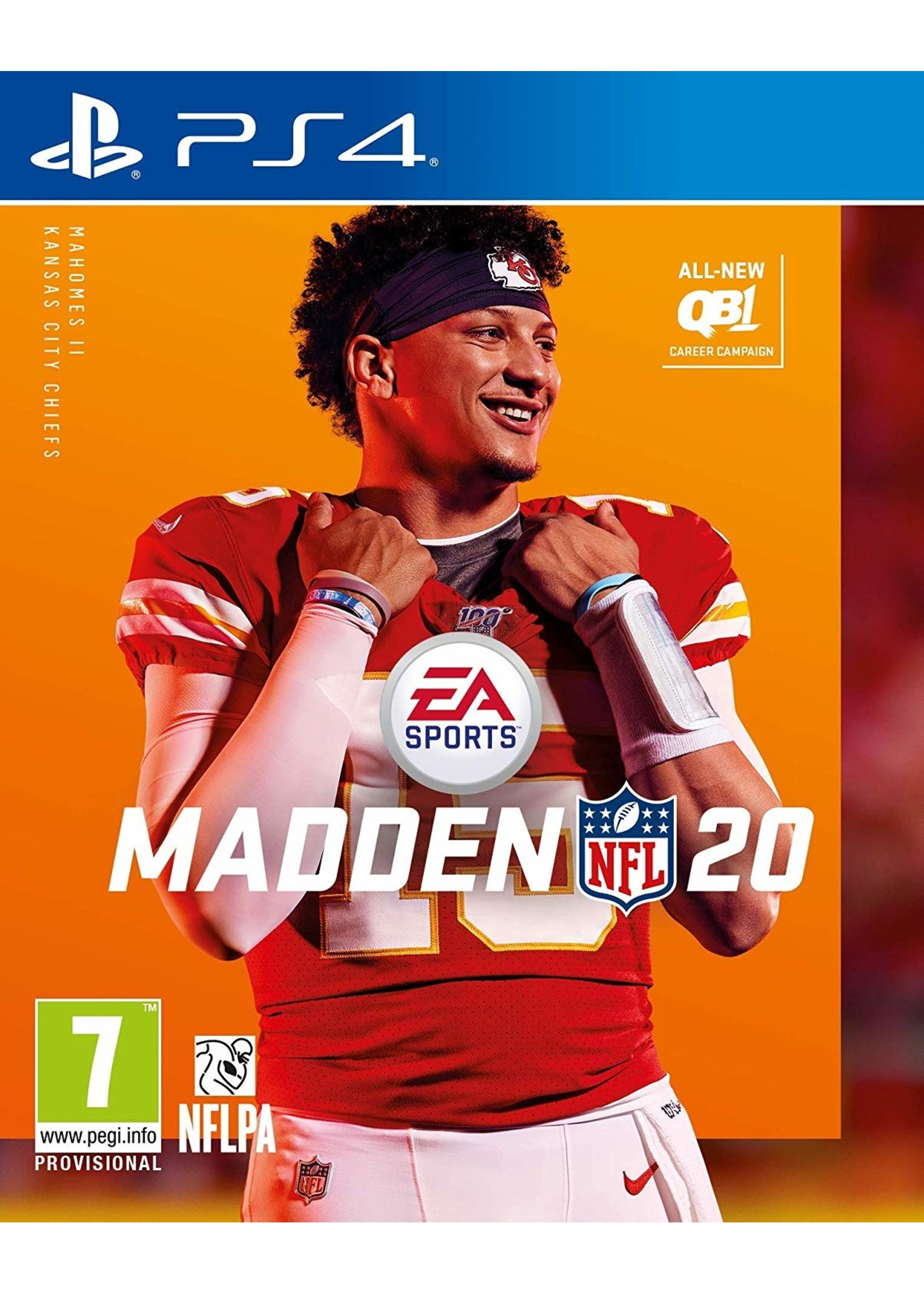 Madden NFL 20 - PS4 NEW