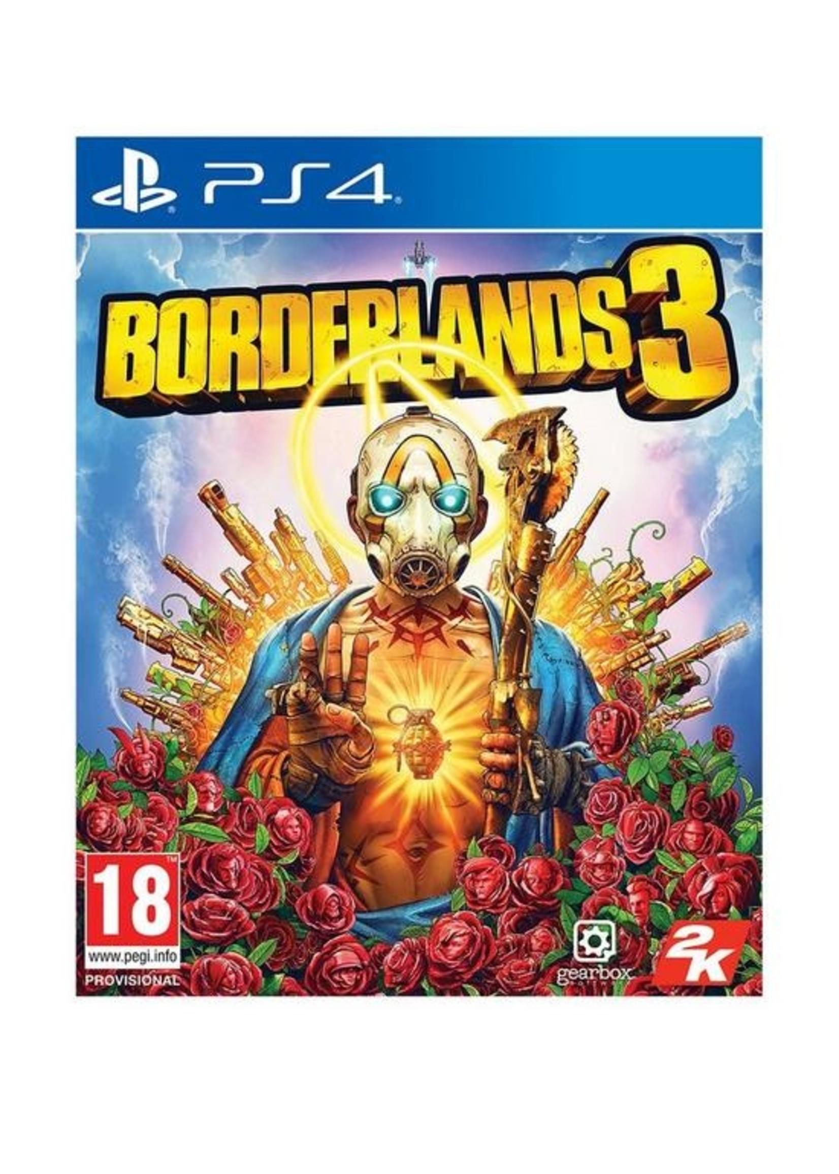 Borderlands 3 - PS4 NEW