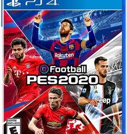 Pro Evolution Soccer PES 2020 - PS4 NEW