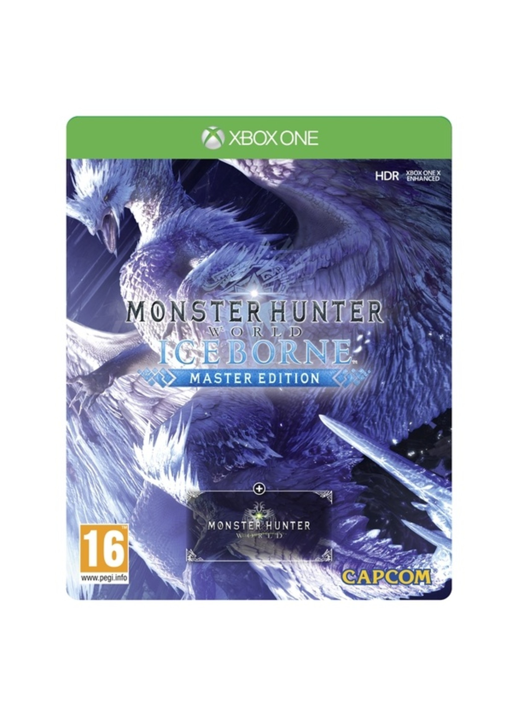 Monster Hunter World: Iceborne Master Edition - XBOne NEW