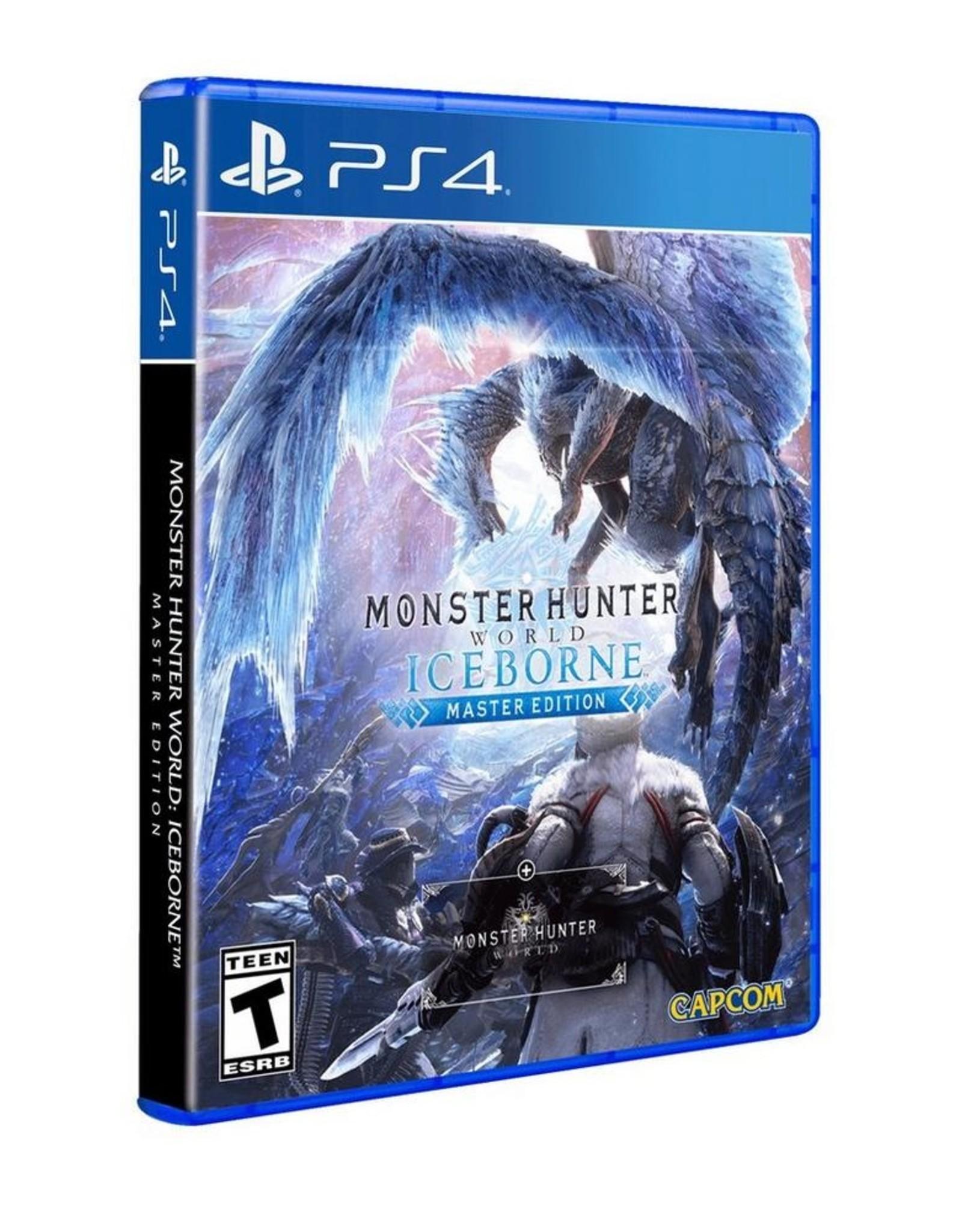 Monster Hunter World: Iceborne Master Edition - PS4 NEW