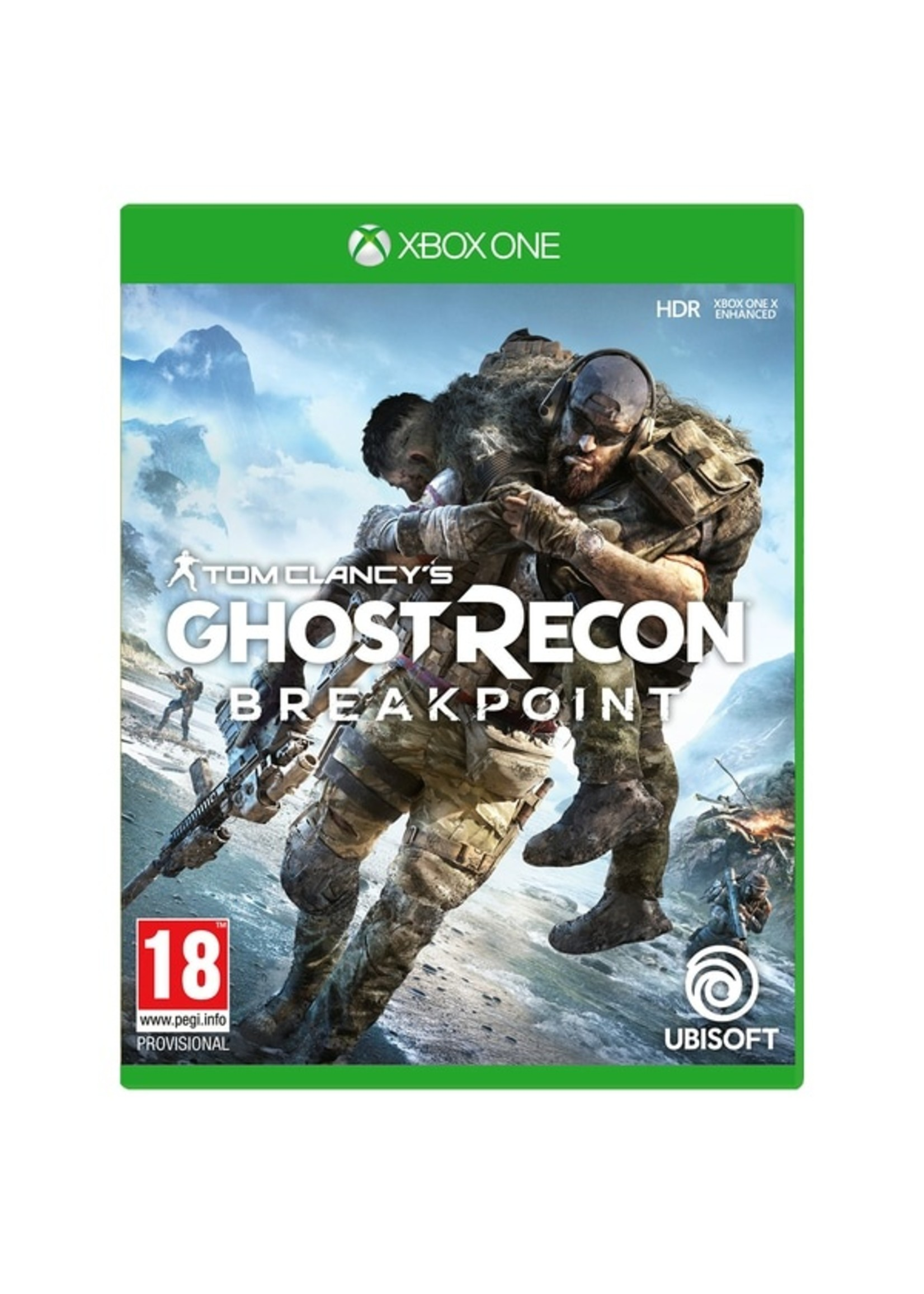 Ghost Recon: Breakpoint - XBOne NEW