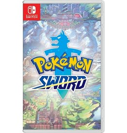Pokemon: Sword - SWITCH NEW