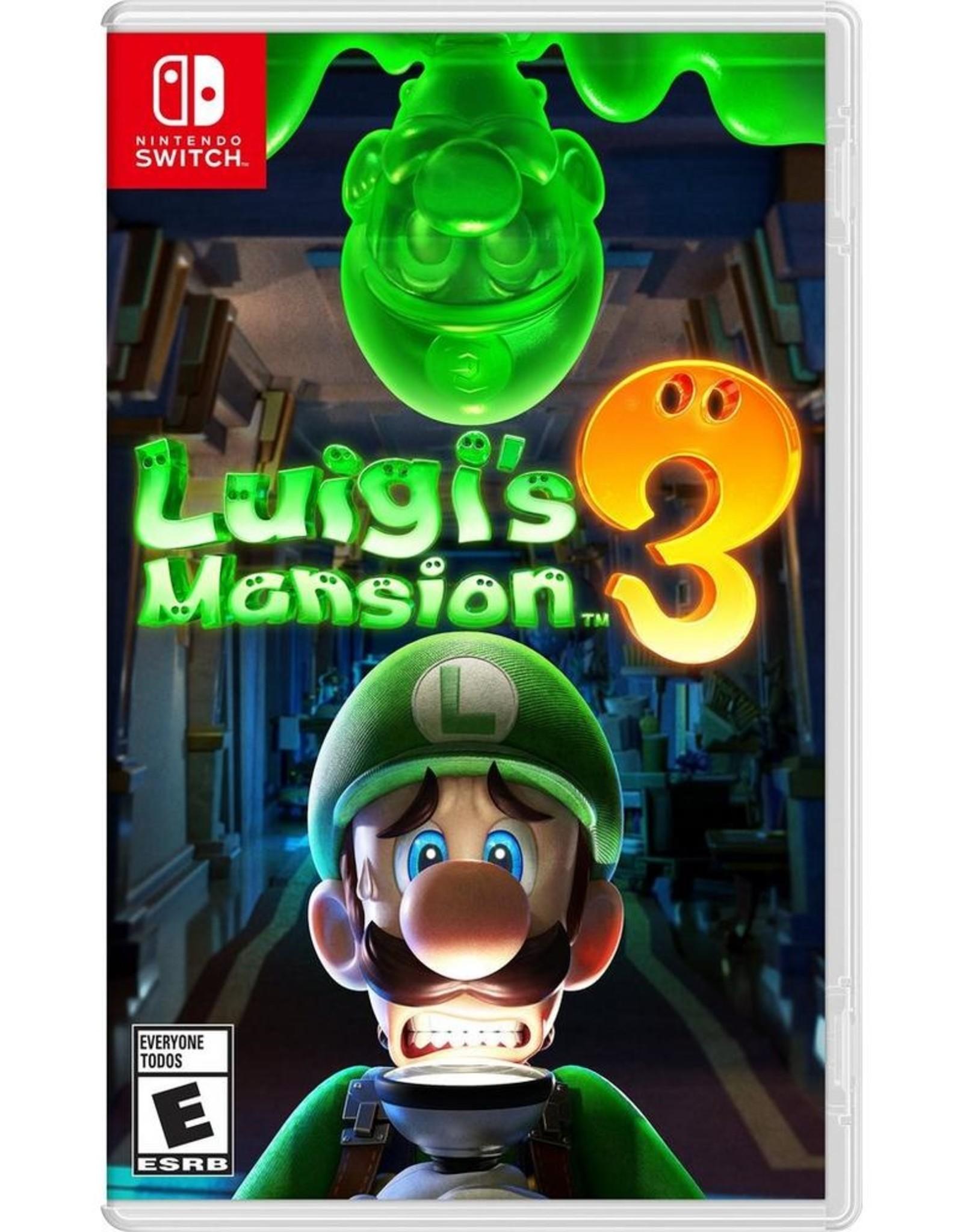 Luigi's Mansion 3 - SWITCH NEW
