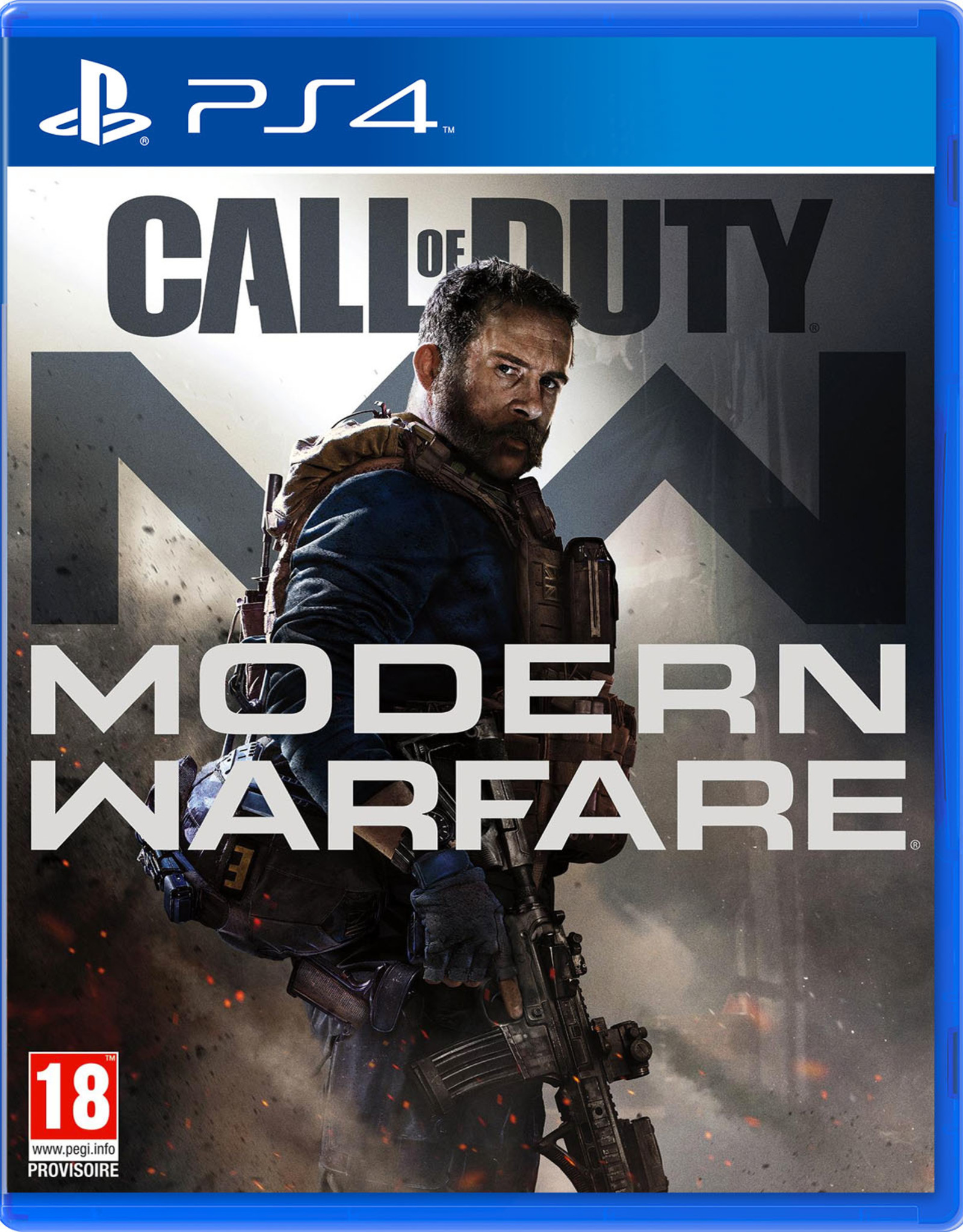 Call of Duty: Modern Warfare (2019) - PS4 NEW