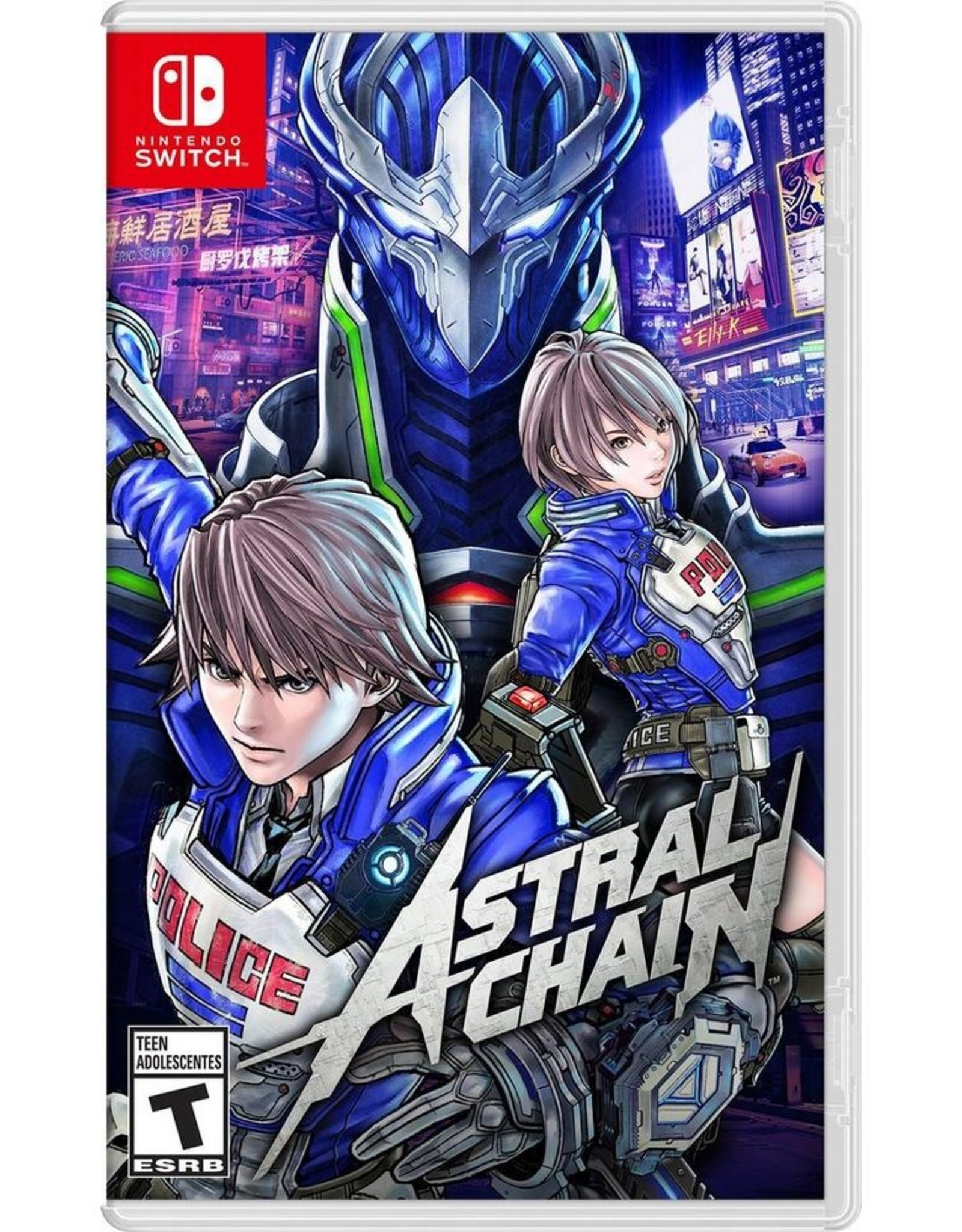Astral Chain - SWITCH NEW