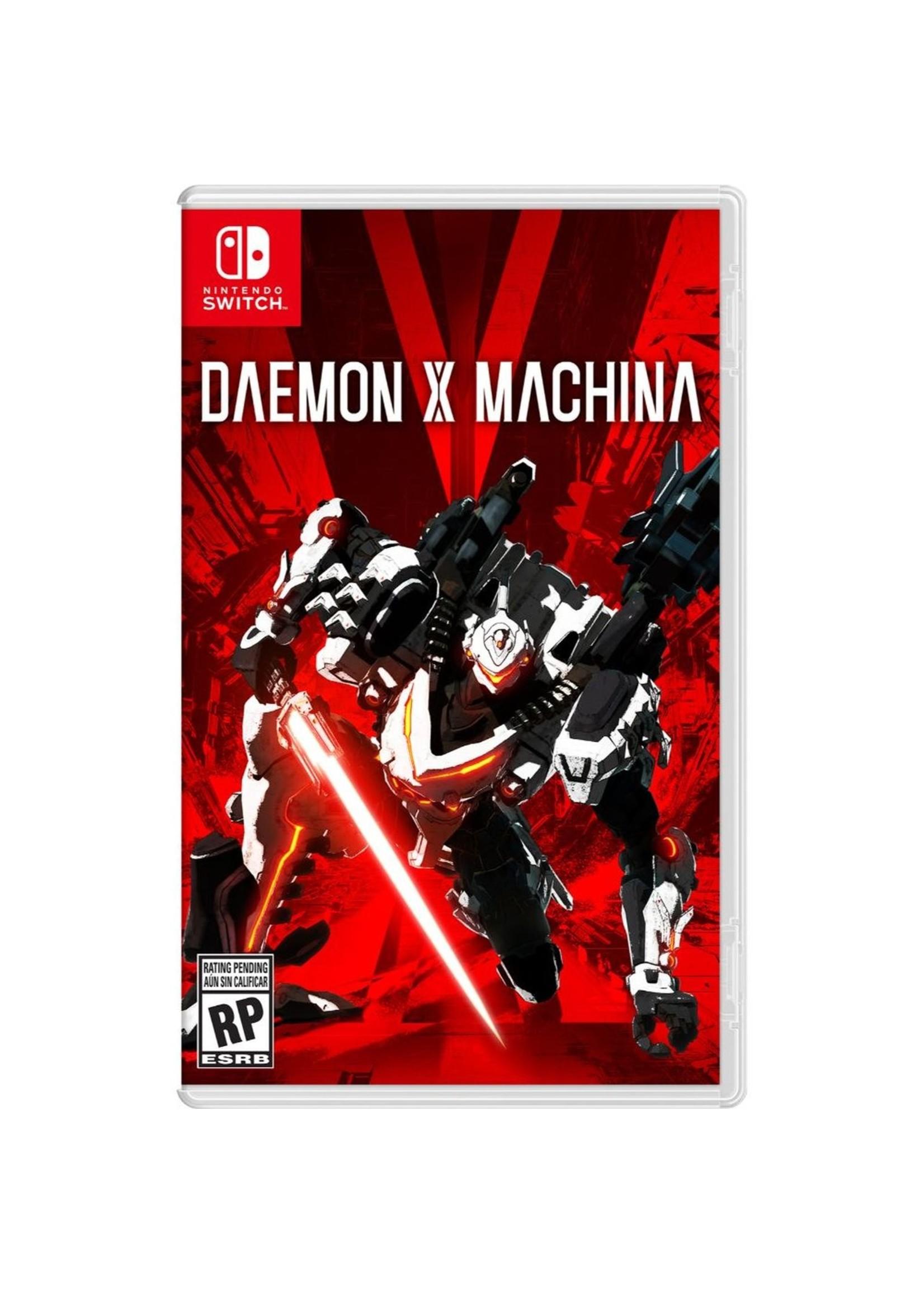 Daemon X Machina - SWITCH NEW