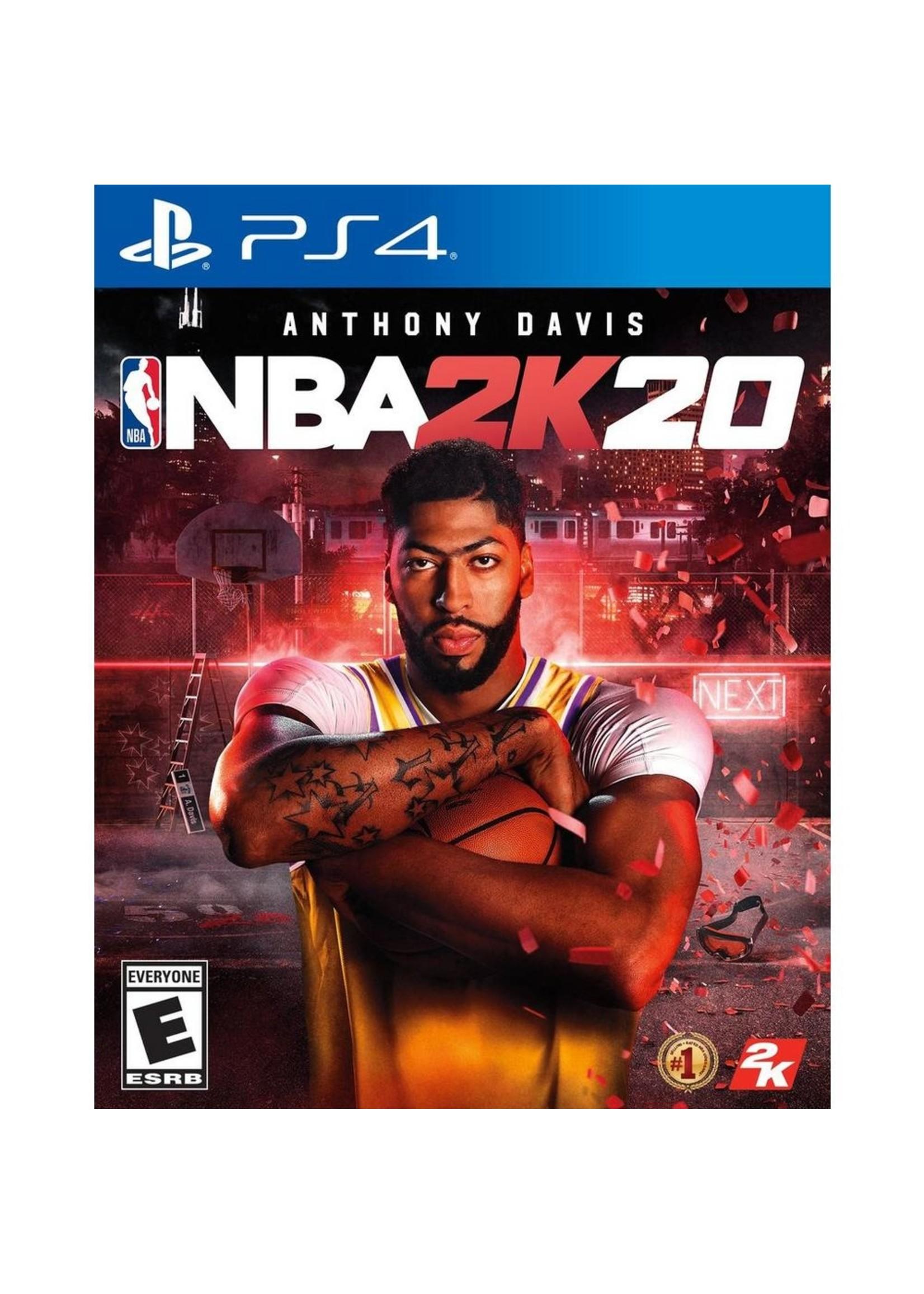 NBA 2K20 - PS4 NEW