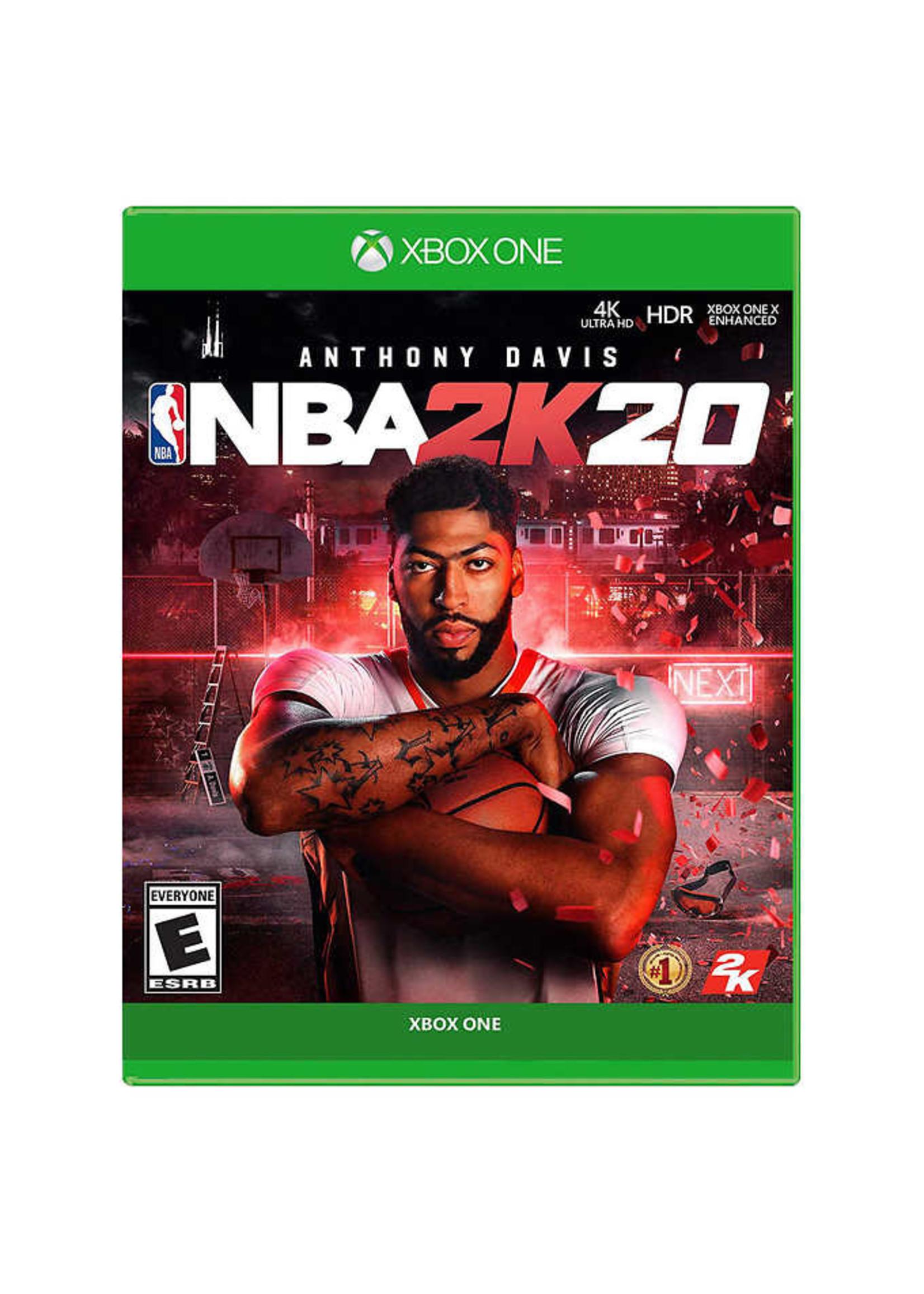 NBA 2K20- XBone NEW