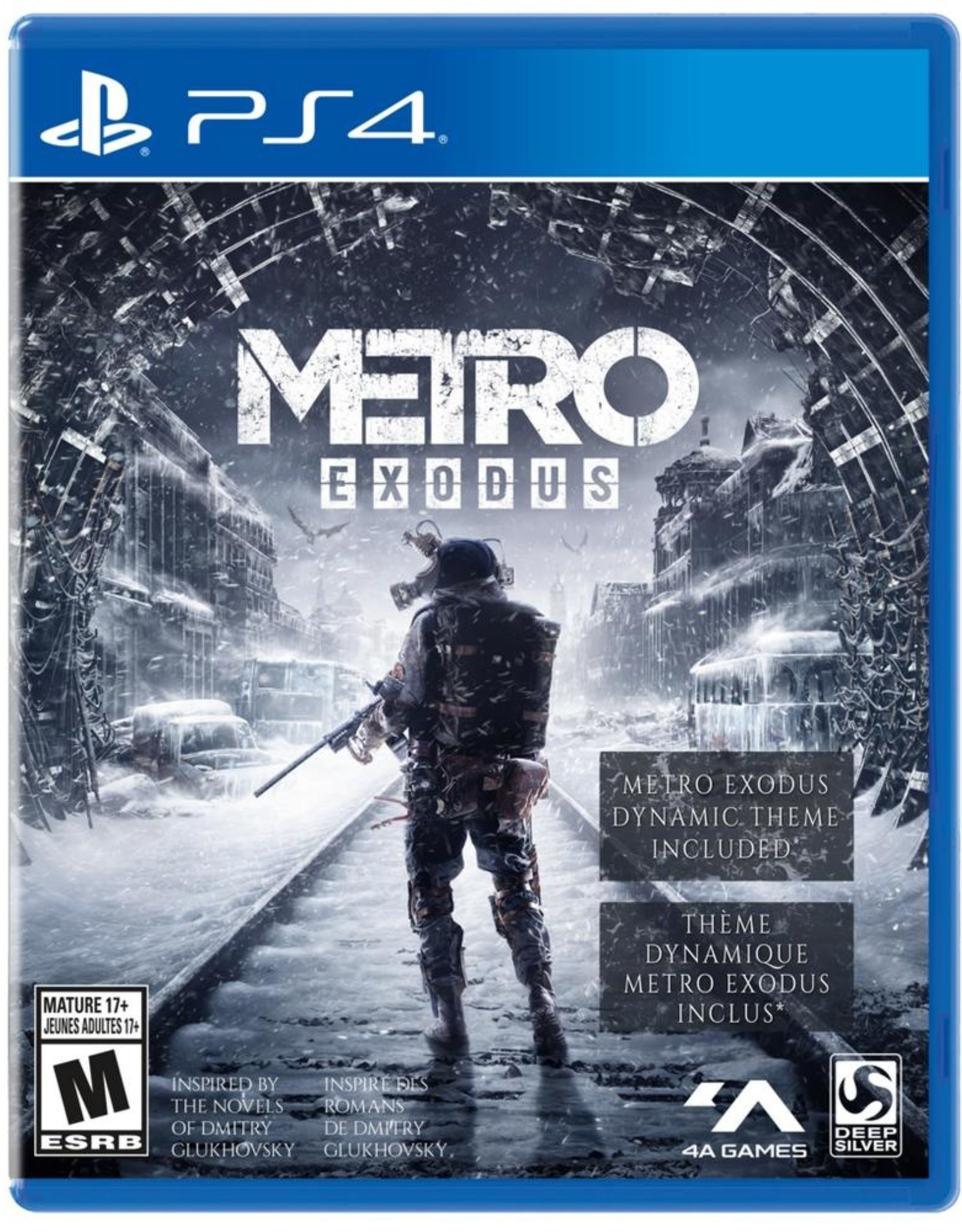 Metro: Exodus - PS4 PrePlayed