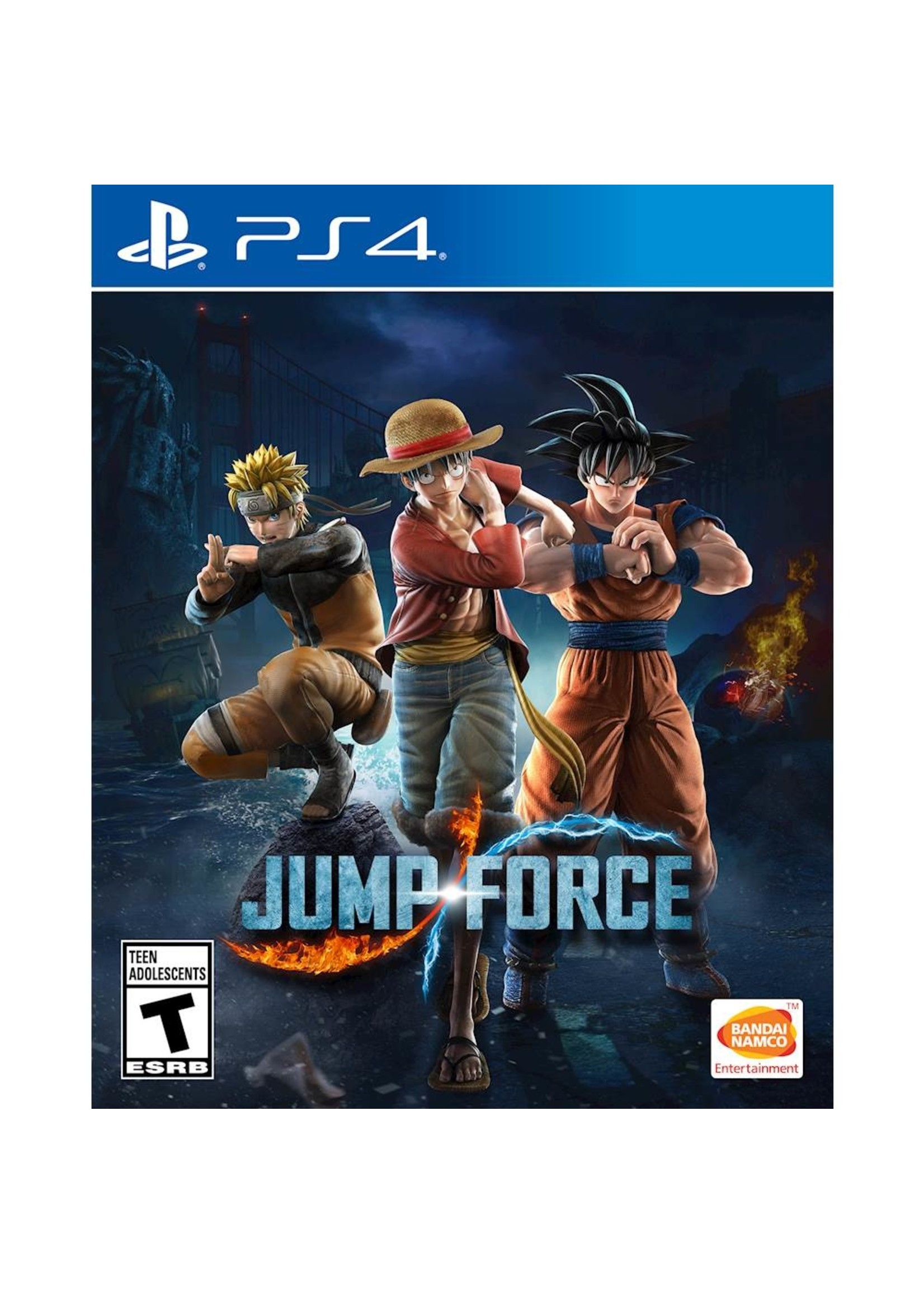 Jump Force - PS4 PrePlayed