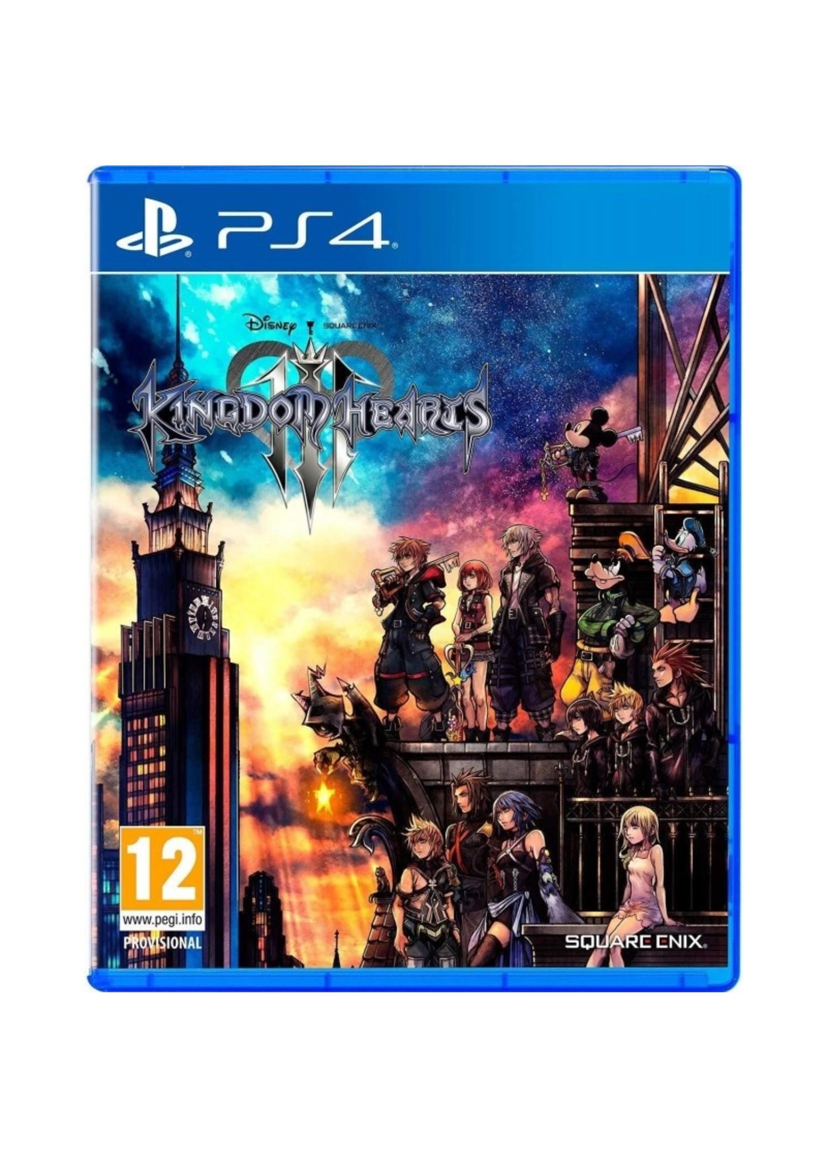 Kingdom Hearts 3 - PS4 PrePlayed