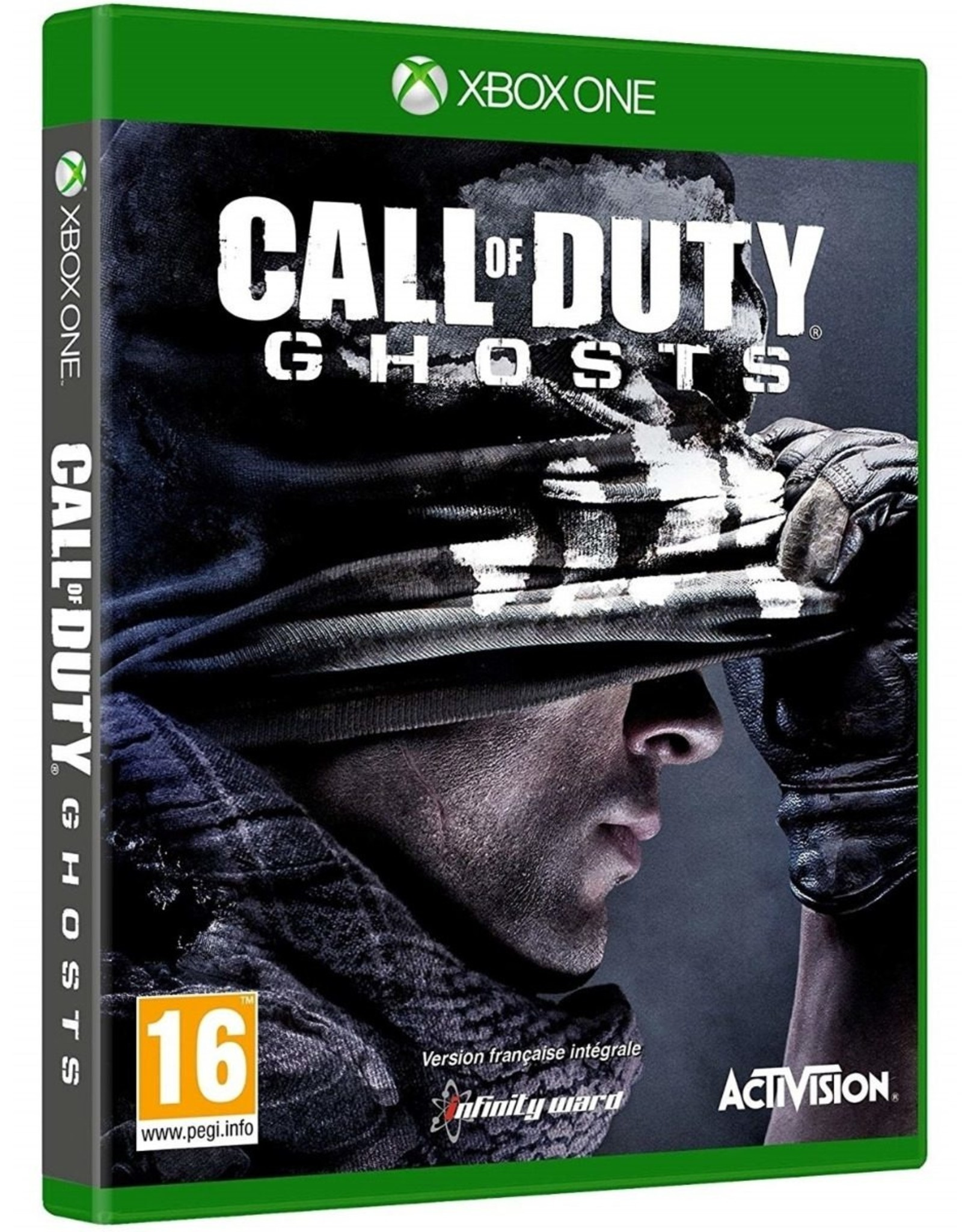 Call of Duty: Ghosts - XBOne PrePlayed