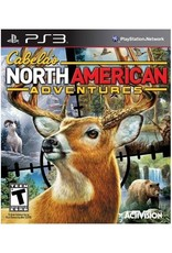 Cabela's North American Adventures - PS3 PrePlayed