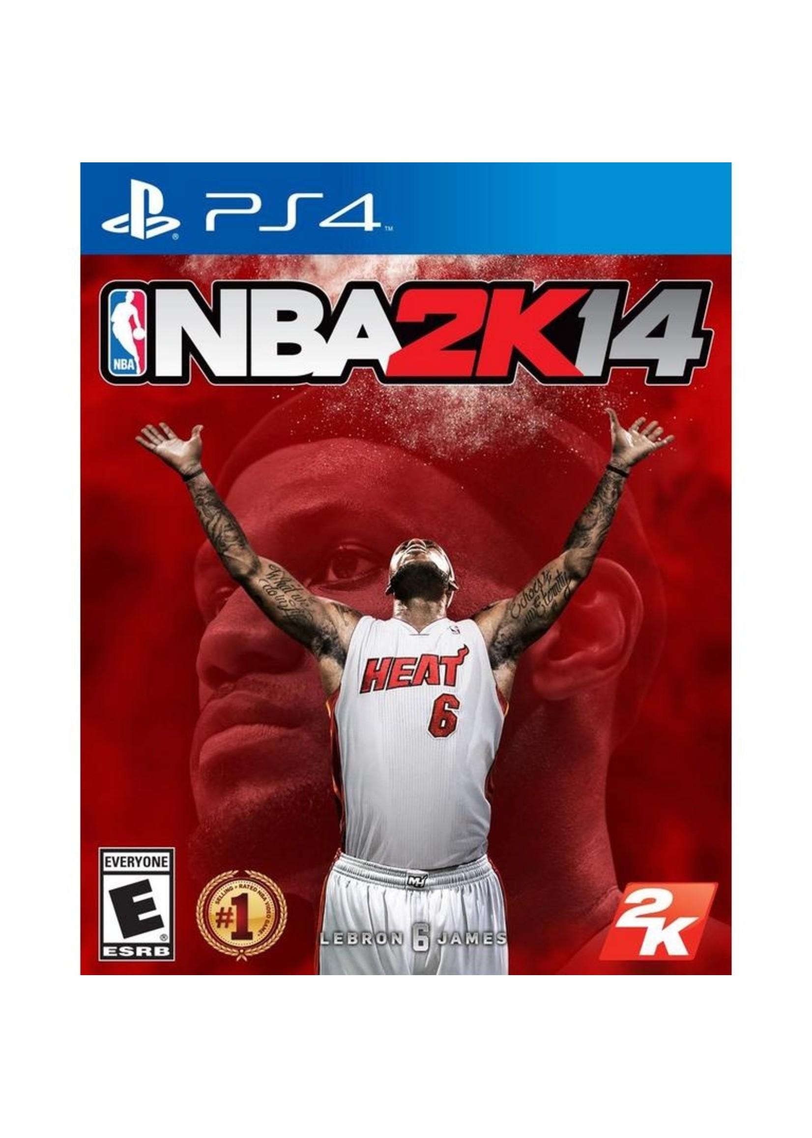 NBA 2K14 - PS4  PrePlayed