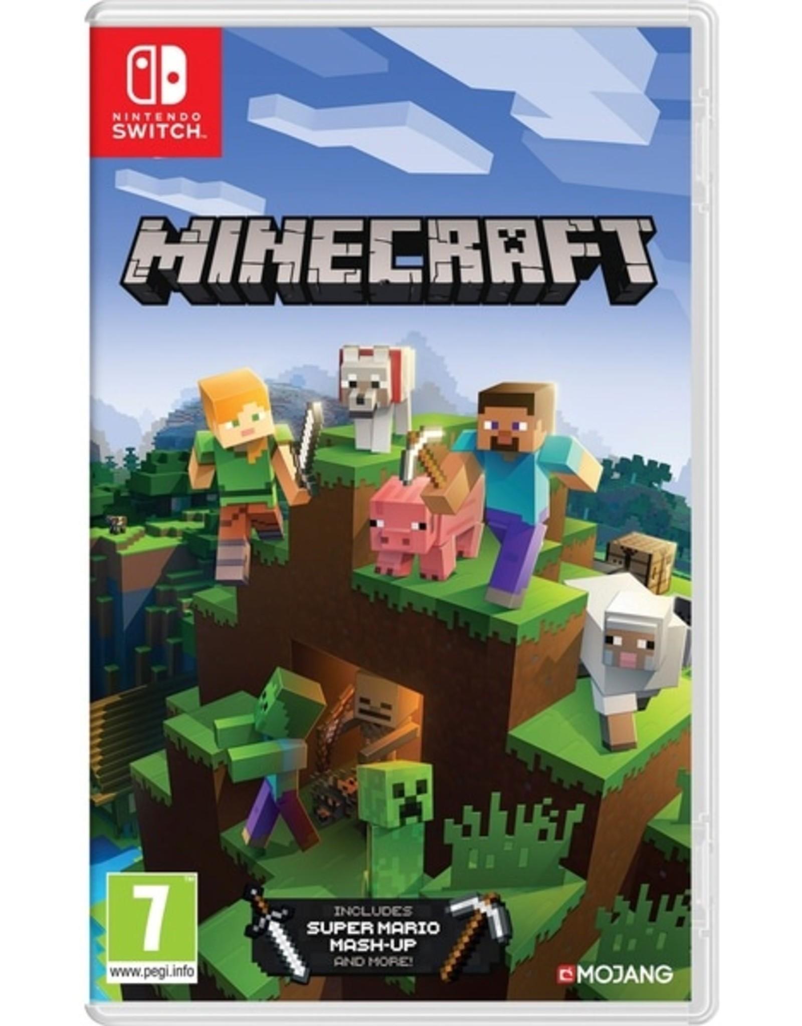 Minecraft - SWITCH PrePlayed