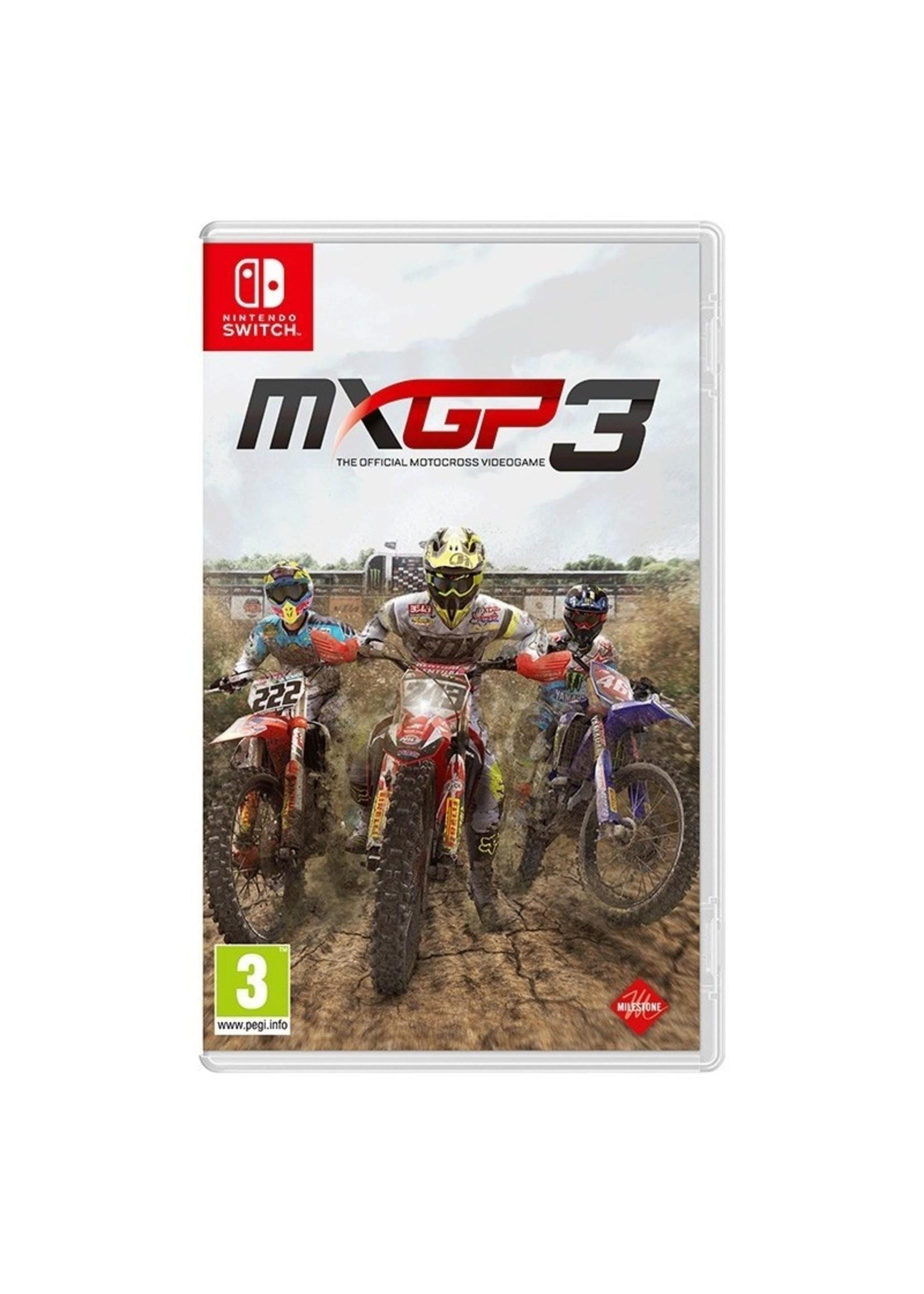 MXGP 3 - SWITCH PrePlayed