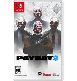 Payday 2 - SWITCH PrePlayed