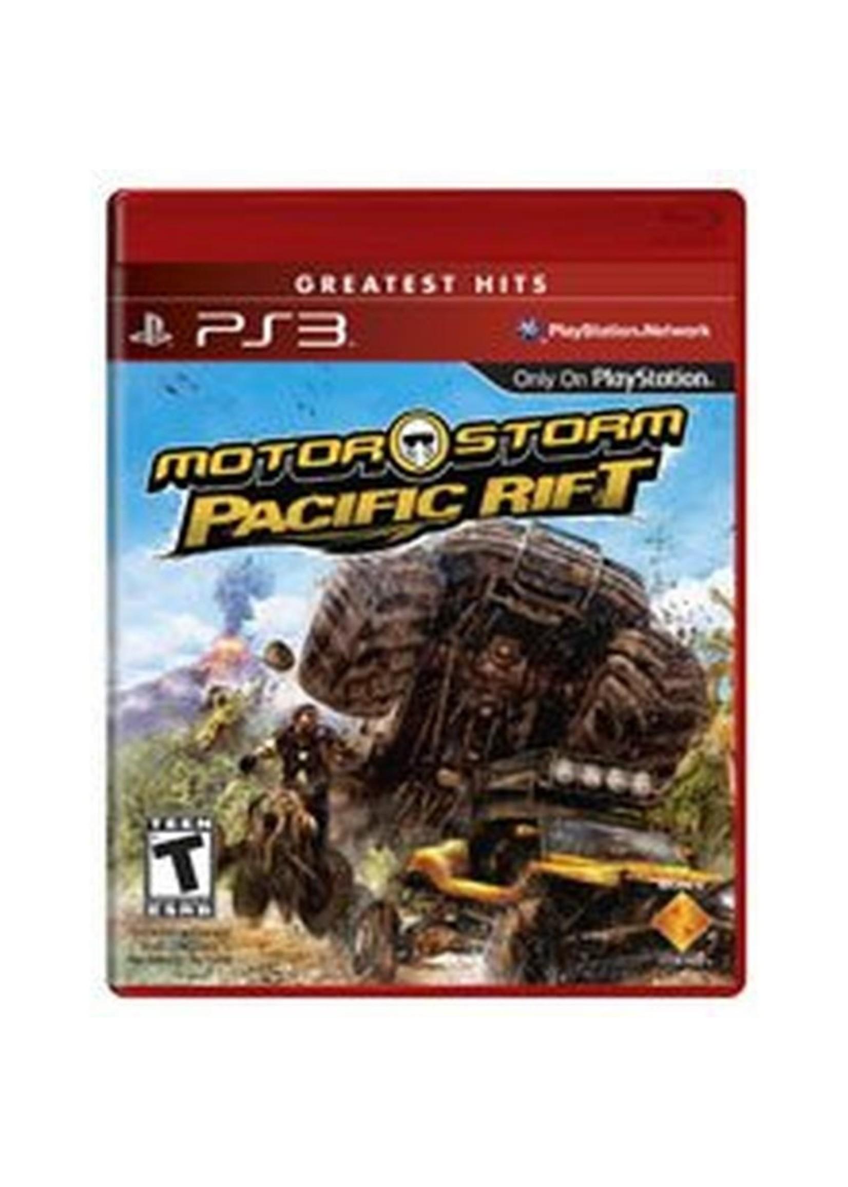 MotorStorm Pacific Rift - PS3 PrePlayed