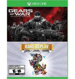 Gears of War Ultimate Edition + Rare Replay - XBOne PrePlayed