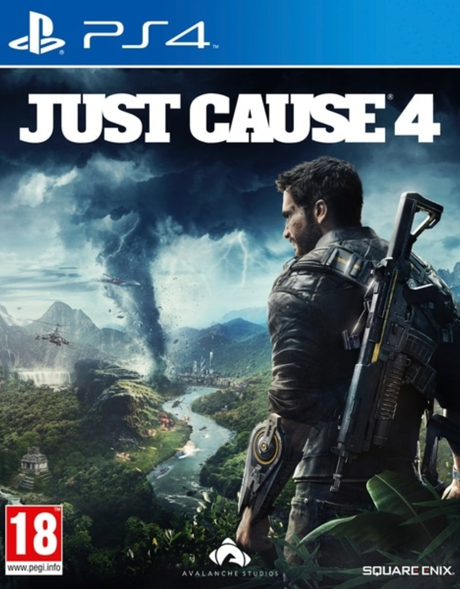 Just Cause 4 - PS4 PrePlayed
