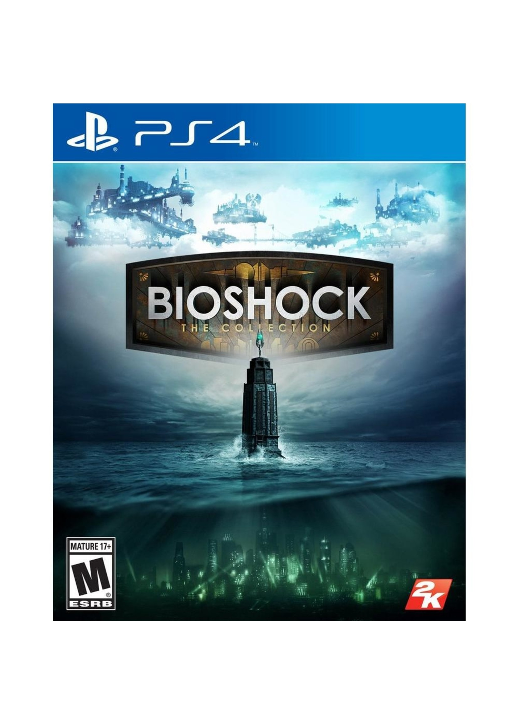 Bioshock: The Collection - PS4 PrePlayed