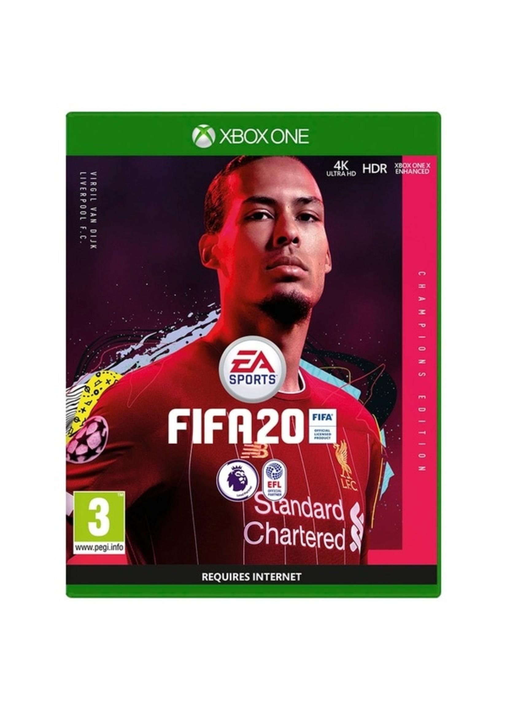 FIFA 20 Champions Edition - XBOne NEW