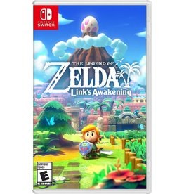The Legend of Zelda: Link's Awakening - SWITCH NEW