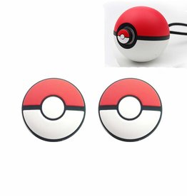 Poke Ball Thumb Grip Analog Cover N-Switch (PAIR - 2 PCS)