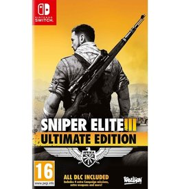 Sniper Elite 3 Ultimate Edition - SWITCH NEW