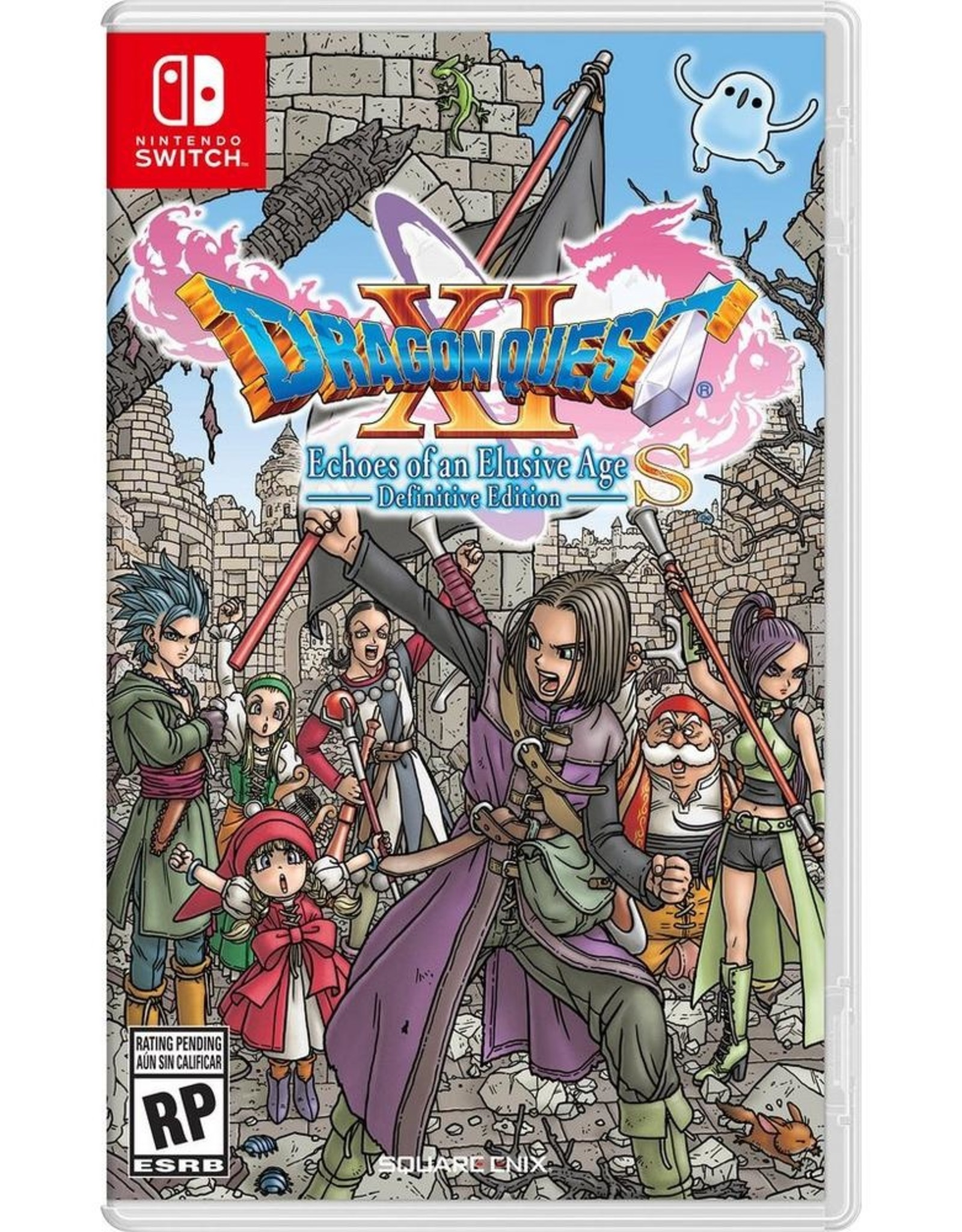 Dragon Quest XI S: Echoes of an Elusive Age - SWITCH NEW