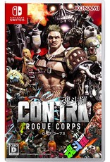 Contra: Rogue Corps - SWITCH NEW