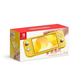Nintendo Nintendo Switch Lite System (Yellow)