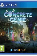 Concrete Genie - PS4 NEW