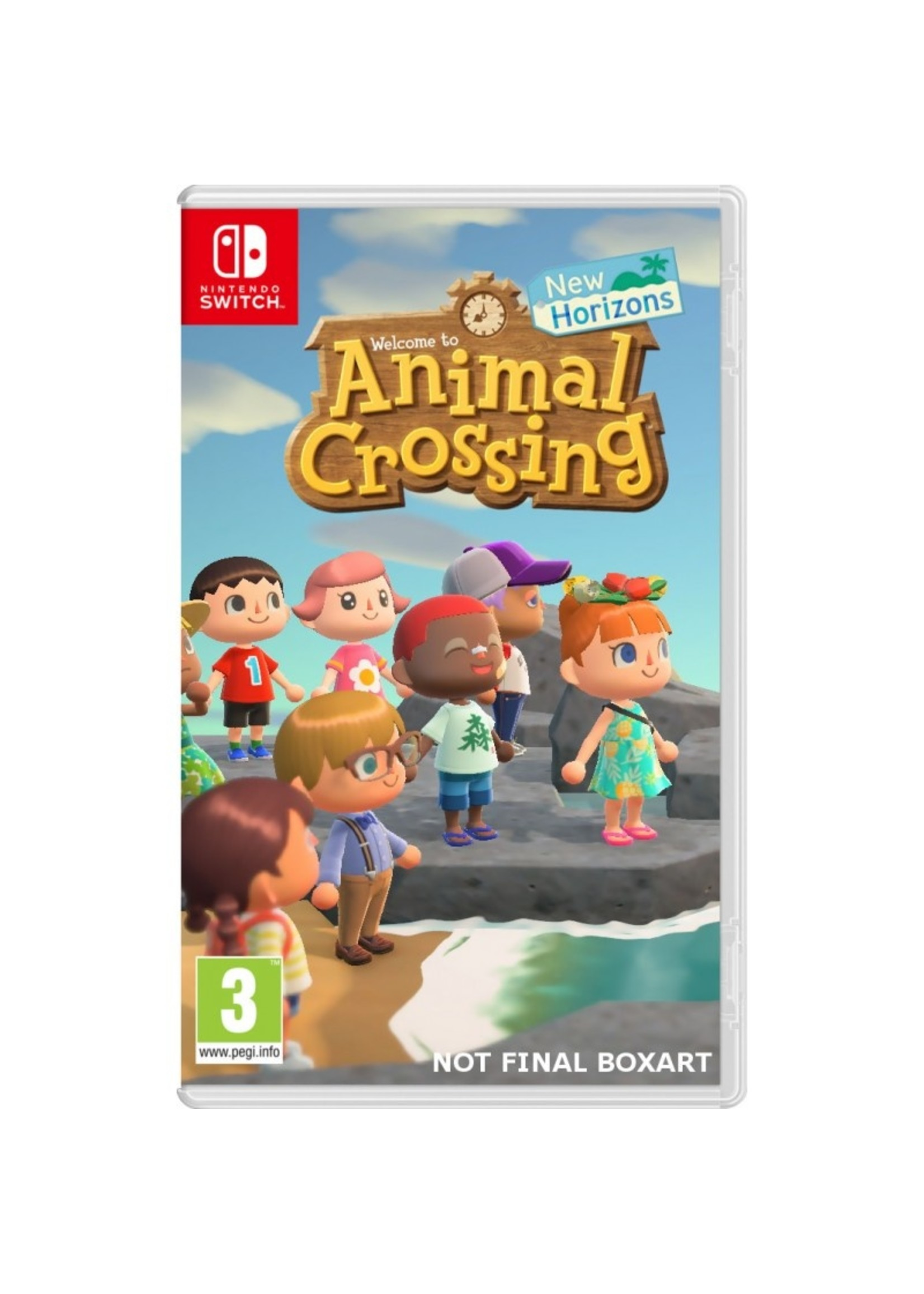 Animal Crossing: New Horizons - SWITCH NEW
