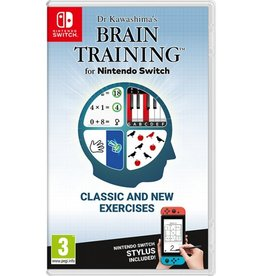 Brain Age: Nintendo Switch Training - SWITCH NEW